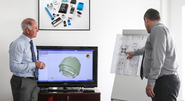 Amies Plastics Service-Design